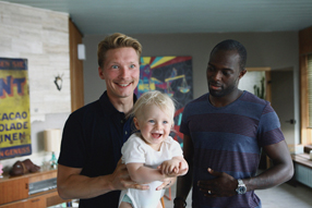 3 Türken und ein Baby Szenenbild 4