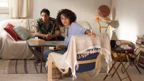 Auf der Couch in Tunis Szenenbild 1