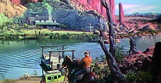 Im Land der Apachen Szenenbild 3