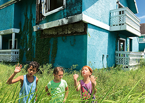 The Florida Project Szenenbild 1