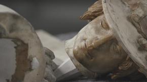 Pergamon in Gips Szenenbild 2