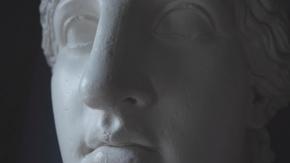 Pergamon in Gips Szenenbild 5