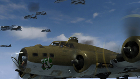 Flying Fortress - 3D Szenenbild 4