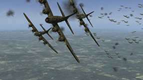 Flying Fortress - 3D Szenenbild 5