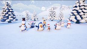Penguin Land Szenenbild 5