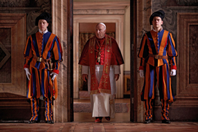 Habemus Papam Szenenbild 1