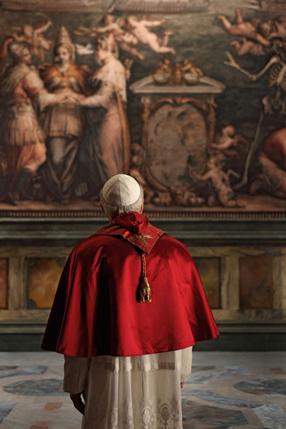 Habemus Papam Szenenbild 8