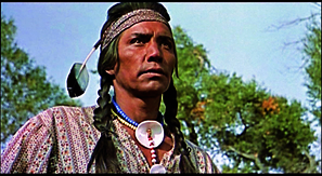 Im Land der Cheyenne und Utah Indianer Szenenbild 2