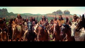 Im Land der Cheyenne und Utah Indianer Szenenbild 3