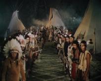 Im Land der Cheyenne und Utah Indianer Szenenbild 7