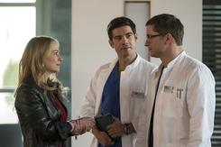 In aller Freundschaft - Die jungen Ärzte Szenenbild 2
