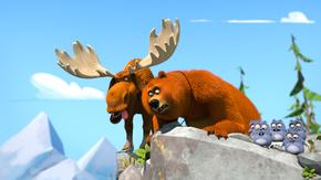 Grizzy & die Lemminge Szenenbild 2