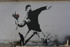 BANKSY and the Rise of Outlaw Art Szenenbild 2