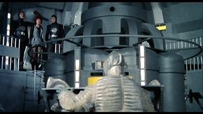Raumkreuzer Hydra Szenenbild 3