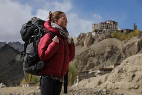Flucht aus Tibet Szenenbild 1