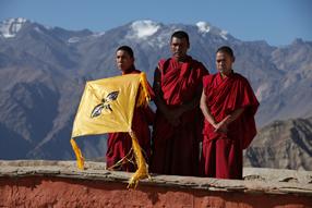 Flucht aus Tibet Szenenbild 2
