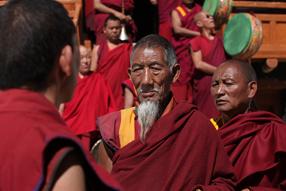 Flucht aus Tibet Szenenbild 5