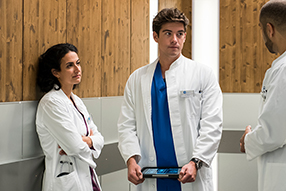 In aller Freundschaft - Die jungen Ärzte 4.1 Szenenbild 4