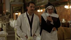 Die Liebe, die heilt - Professor Moscati Szenenbild 3