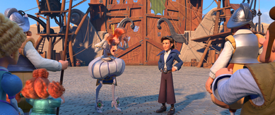 Gullivers Rückkehr Szenenbild 2