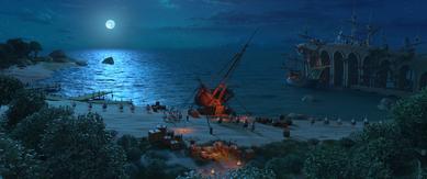 Gullivers Rückkehr Szenenbild 5
