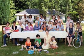 Familientreffen mit Hindernissen Szenenbild 8