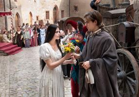 Märchenhafte Prinzessinnen Szenenbild 1
