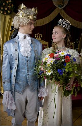 Prinzessin auf der erbse film  Märchenhafte Prinzessinnen - Gesamtprogramm A-Z - EuroVideo Medien ...
