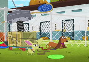 Pound Puppies - Der Pfotenclub - Staffel 2 Szenenbild 1