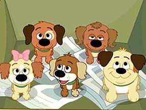 Pound Puppies - Der Pfotenclub Szenenbild 2