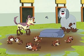 Pound Puppies - Der Pfotenclub Szenenbild 6