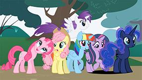 My little Pony - Staffel 3 Szenenbild 1