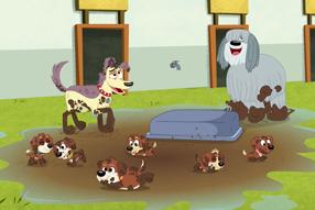Pound Puppies Szenenbild 4