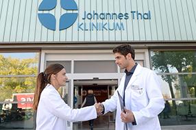 In aller Freundschaft - Die jungen Ärzte Szenenbild 6