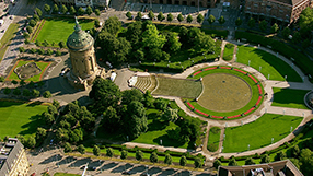 Baden-Württemberg von oben Szenenbild 1