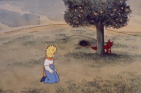 Der kleine Prinz Szenenbild 2