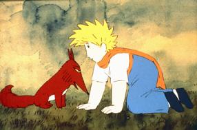 Der kleine Prinz Szenenbild 3