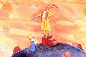 Der kleine Prinz Szenenbild 4