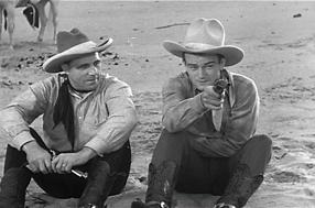 John Wayne Box Szenenbild 1