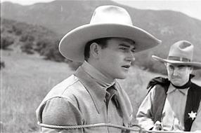 John Wayne Box Szenenbild 2