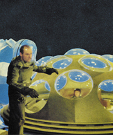 Raumpatrouille Orion - Rücksturz ins Kino Szenenbild 2