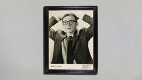 Woody Allen: A Documentary Szenenbild 2