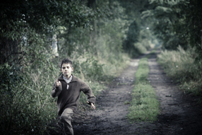 Lauf Junge Lauf Szenenbild 2