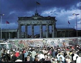 25 Jahre Mauerfall Szenenbild 1