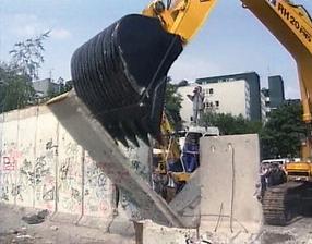 25 Jahre Mauerfall Szenenbild 3