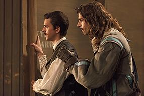 Vorhang auf für Cyrano Szenenbild 2