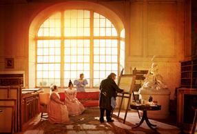 Mr. Turner - Meister des Lichts Szenenbild 3
