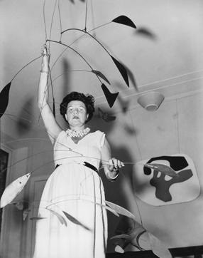Peggy Guggenheim Szenenbild 4