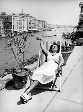 Peggy Guggenheim Szenenbild 5
