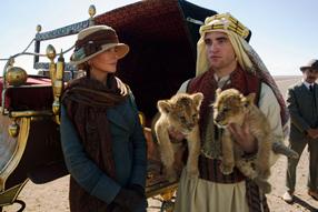 Königin der Wüste Szenenbild 2